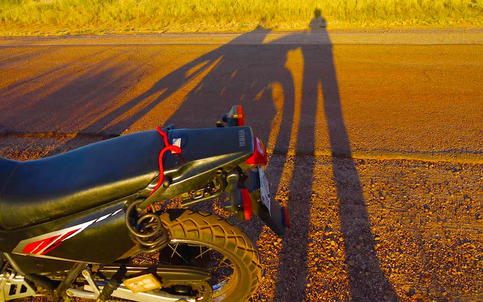 Waiting for Sunset Devil Marbles Center Australia Northern Territory