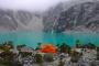 Laguna 69 – Wunderschöne Wanderung in den höchsten Bergen von Peru!