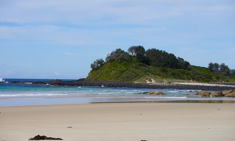 Merry Beach - Murramarang National Park - NSW - Australien
