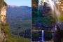 Wentworth Falls – Spektakuläre Blue Mountains Wanderung mit Wasserfällen & Steilwänden