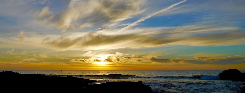Cathedral Rocks – Jones Beach – Bombo Quarry  …  Überwältigende Sonnenaufgänge & faszinierende Kulissen