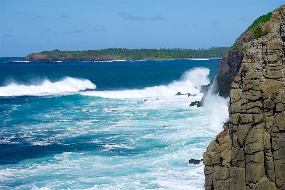 Blick vom Minnamurra Headland - Illawarra - NSW