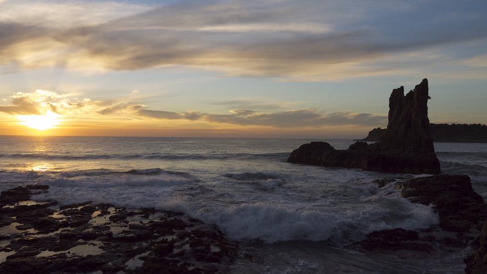 Sunrise Cathdral Rock1