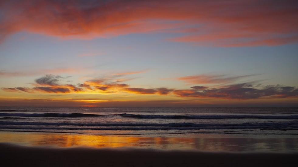 Sunrise Jones Beach