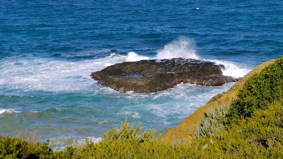 table rock - aireys inlet great ocean road