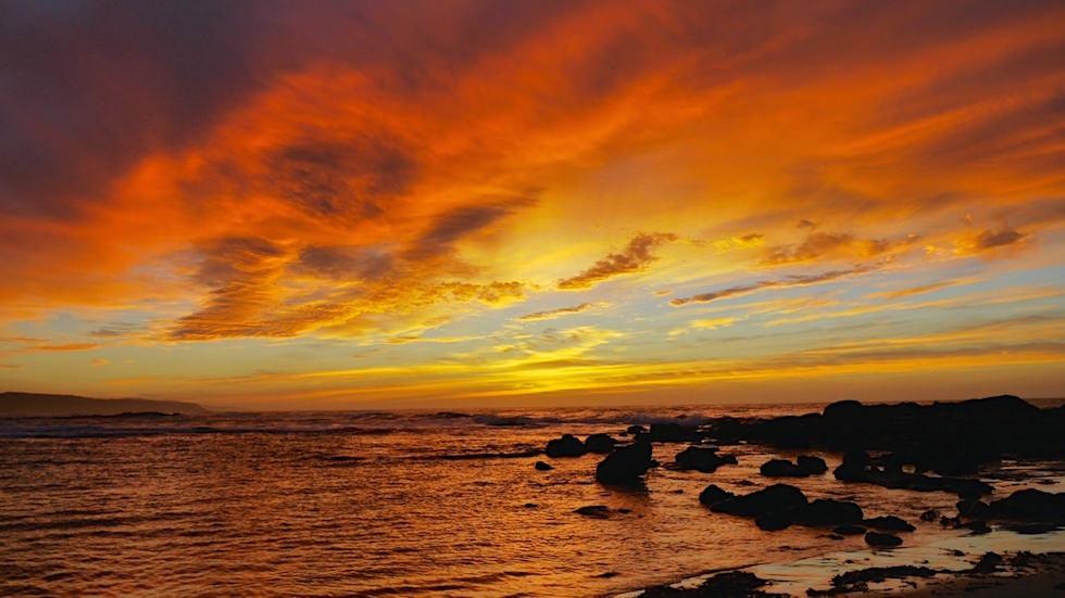 Cape Otway Sunrise - Great Ocean Road Victoria