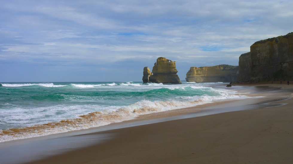 Gibson Beach at the Great Ocean Road