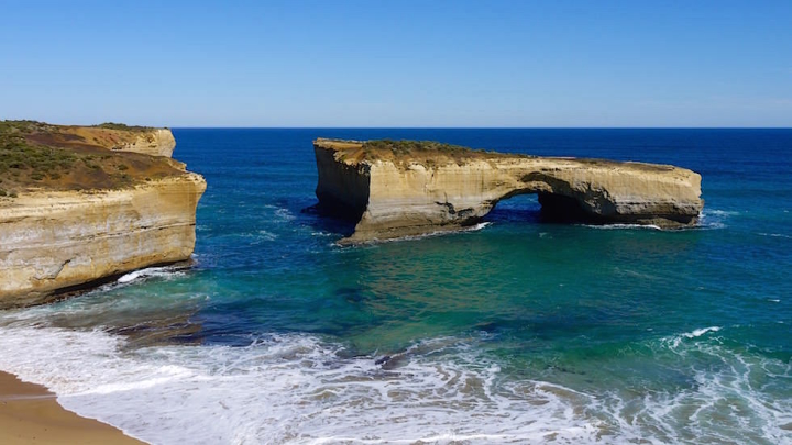 London Arch - London Bridge - Great Ocean Road Victoria, Australien