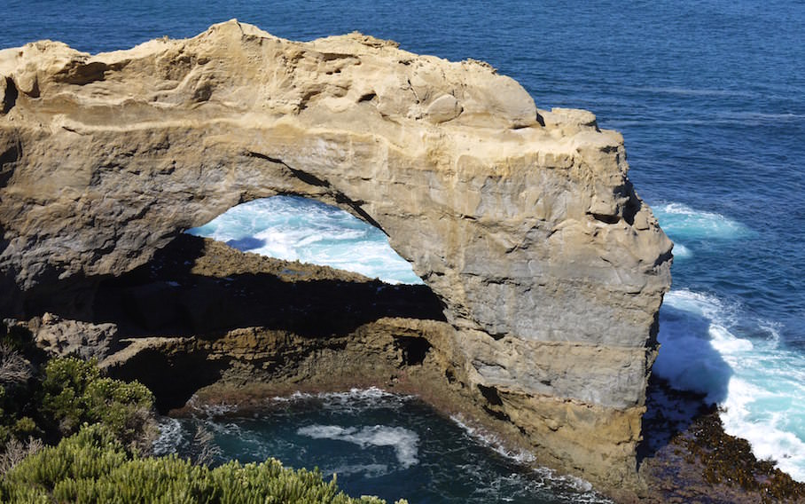 The Arch bei Petersborough - Great Ocean Road - Victoria