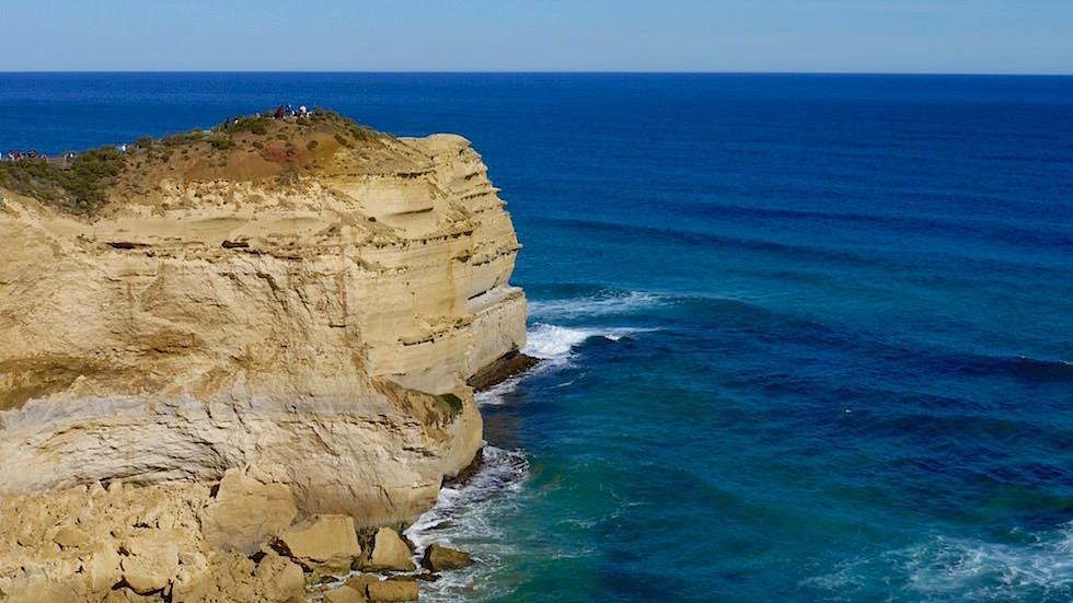 Klippenspitze Twelve Apostels - Zwölf Apostel - Great Ocean Road Victoria