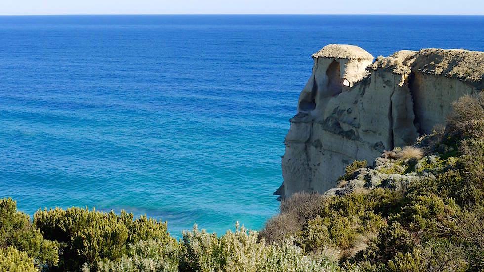 Klippenspitze bei den Twelve Apostels - Zwölf Apostel - Great Ocean Road Victoria