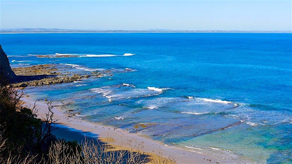 Küste Bunurong Marine Park - Victoria