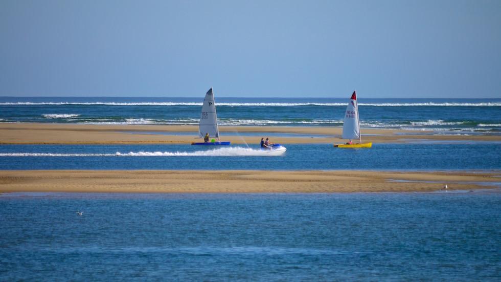 Water sports and fun at Bunurong Marine Park