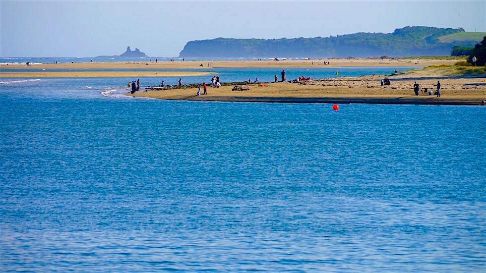 Wasserfreuden bei Inverloch - Bunurong Marine Park - Victoria