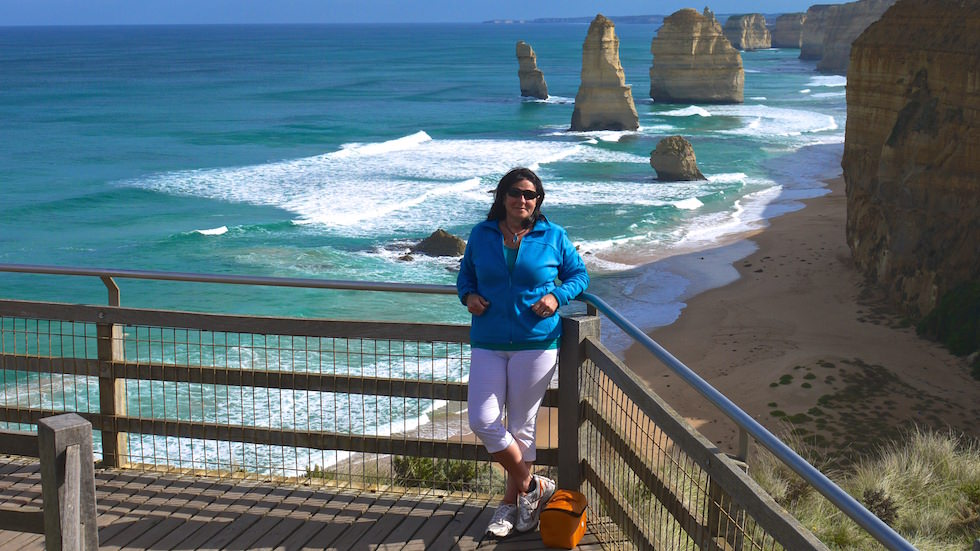 Viewing Platform Twelve Apostles Great Ocean Road