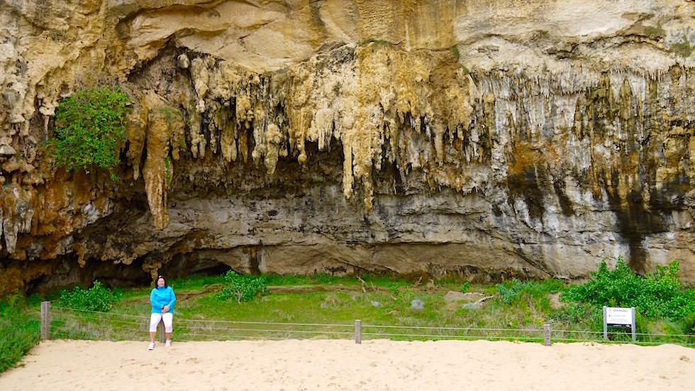 Kalk- & Tropfsteinhöhle Loch Ard Gorge - Great Ocean Road - Victoria