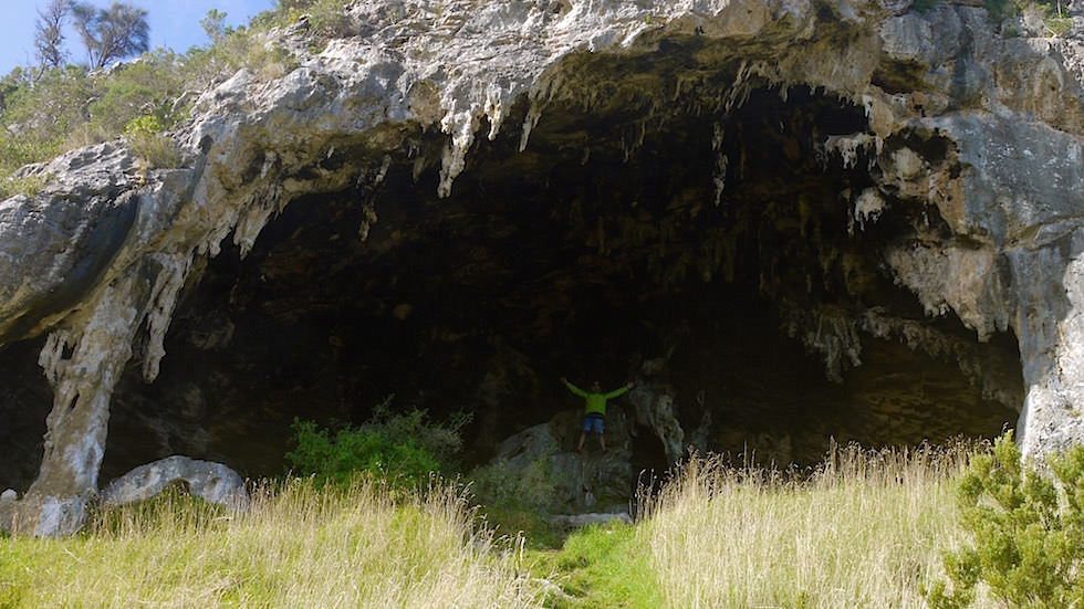 Tropfsteinhöhlen Bridgewater Lakes - Cape Bridgewater - Victoria