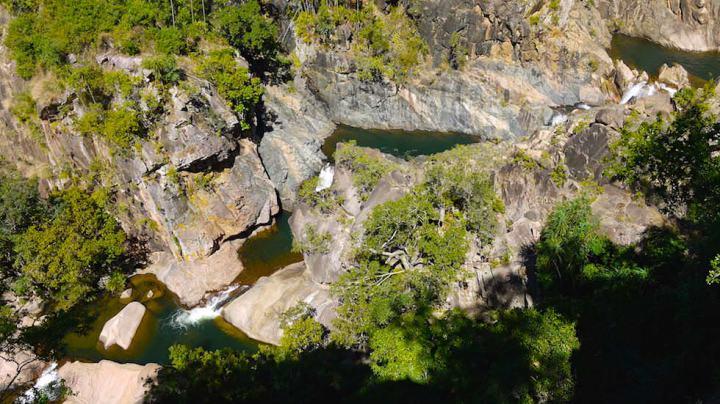 Jourama Falls Queensland