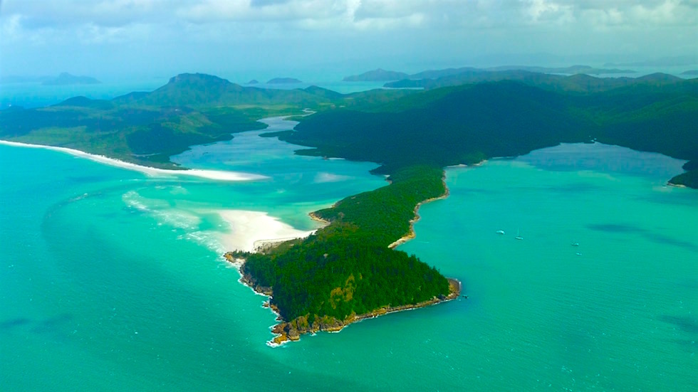 Wunderschöne Whitsunday Islands - Great Barrier Reef - Queensland