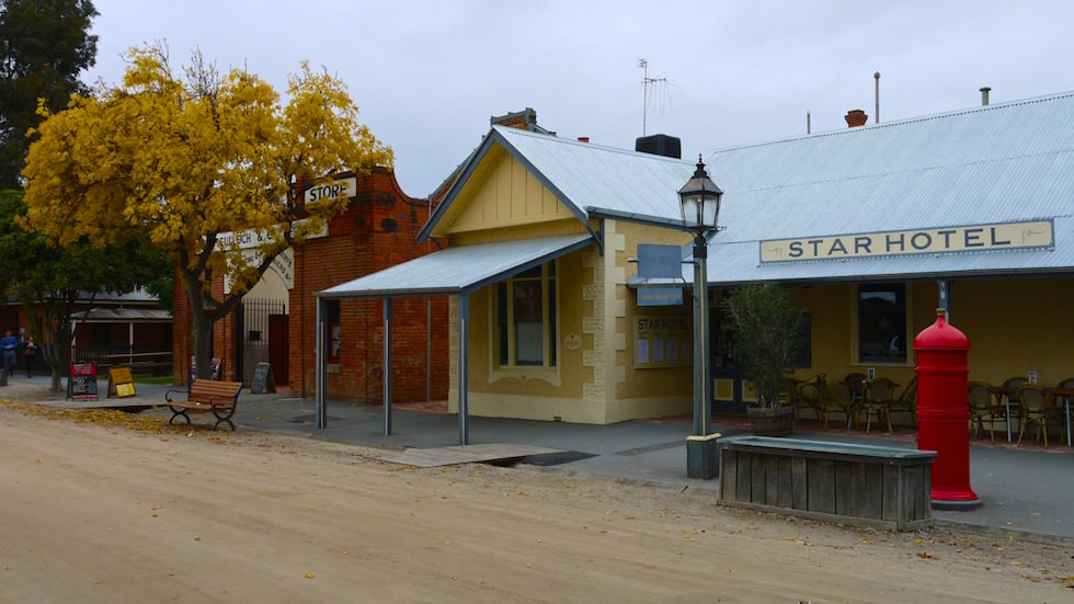 echuca - historic port