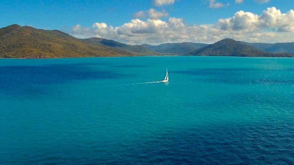 Whitsunday Island - Segeln - Queensland