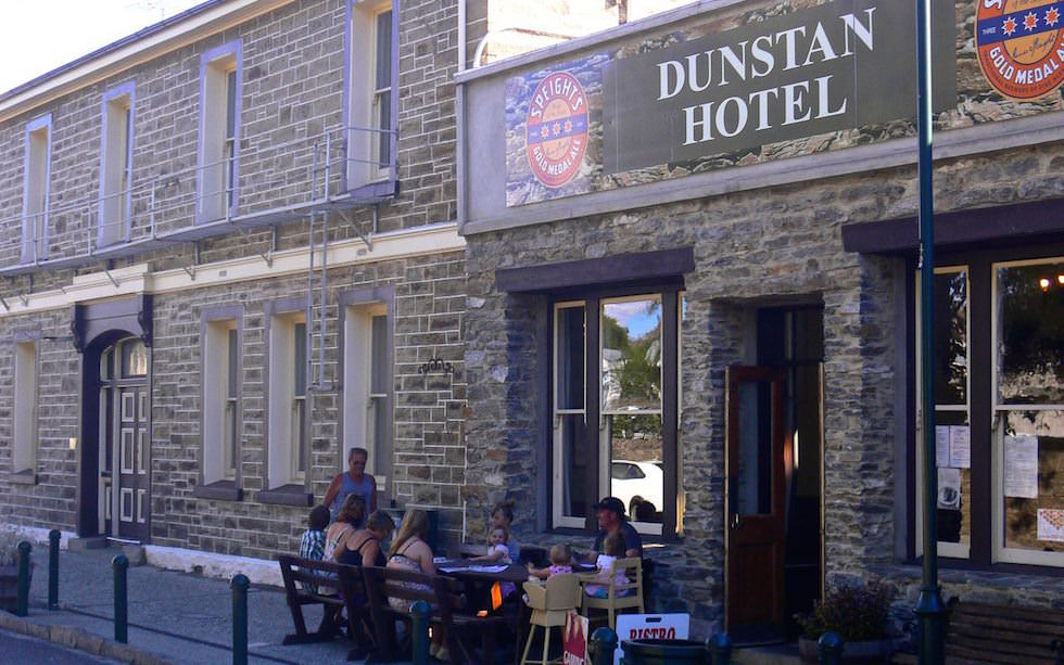 relaxed Clyde &  Dunstan Hotel