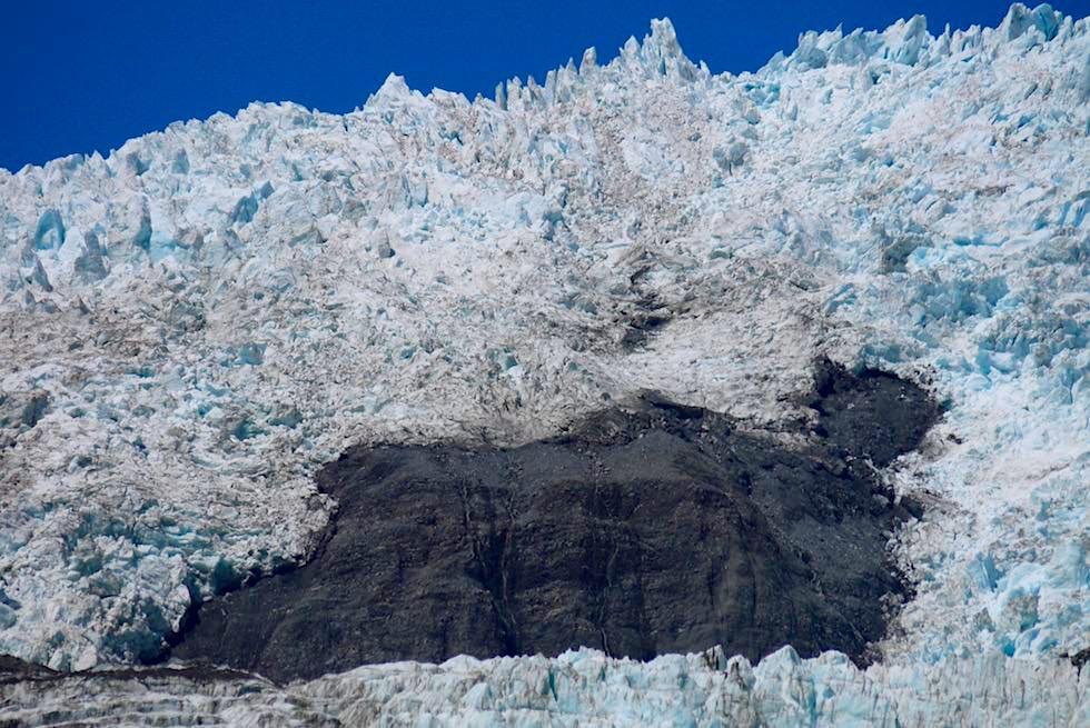 Franz Josef Gletscher - Eisfeld - West Coast - Südinsel Neuseeland