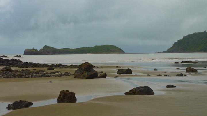 beach at cape hillsborough - North Queensland