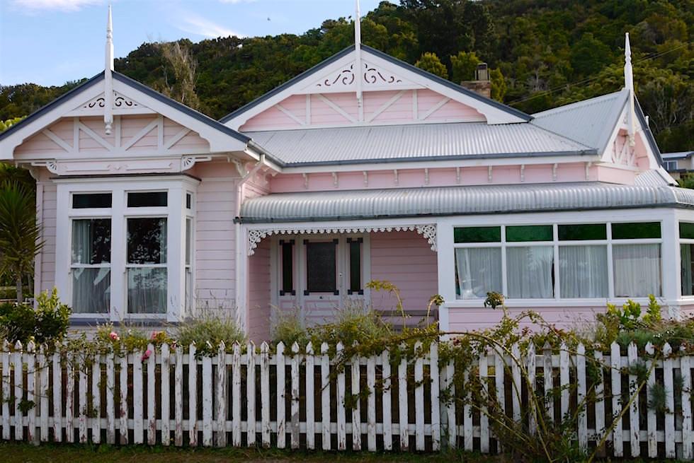 Schokoladenfabrik - Collingwood - Neuseeland