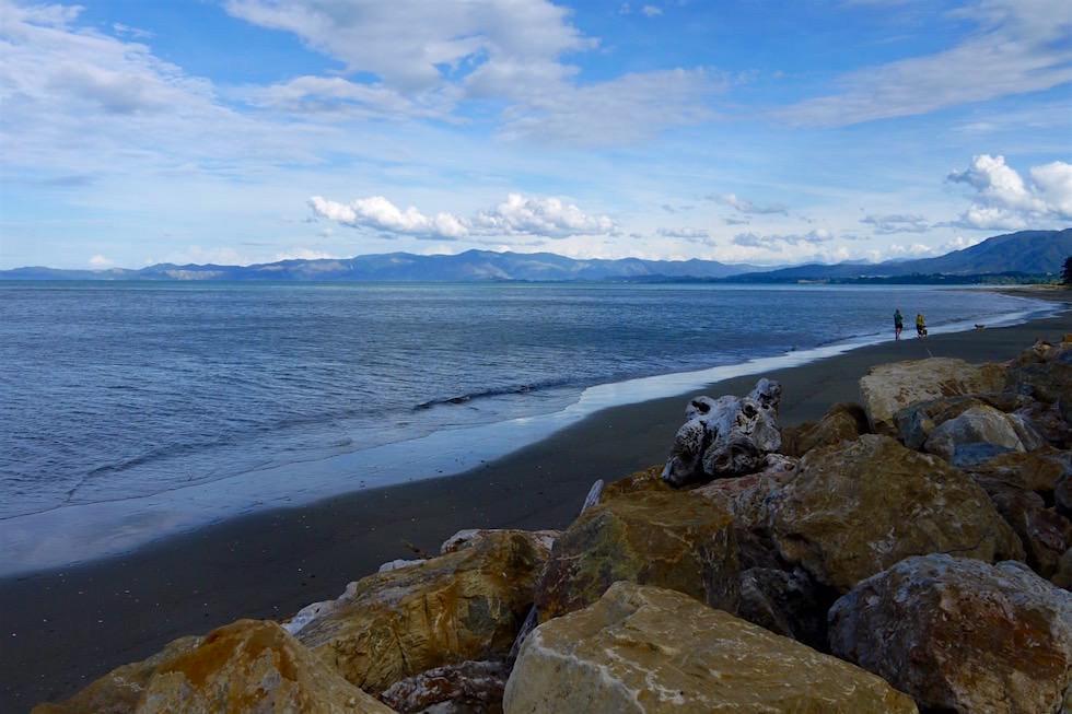 Golden Bay bei Collingwood - Neuseeland Südinsel