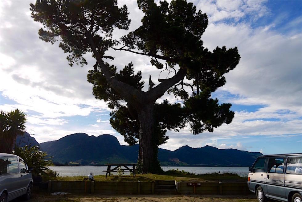 Collingwood Motor Camp - Neuseeland - Südinsel