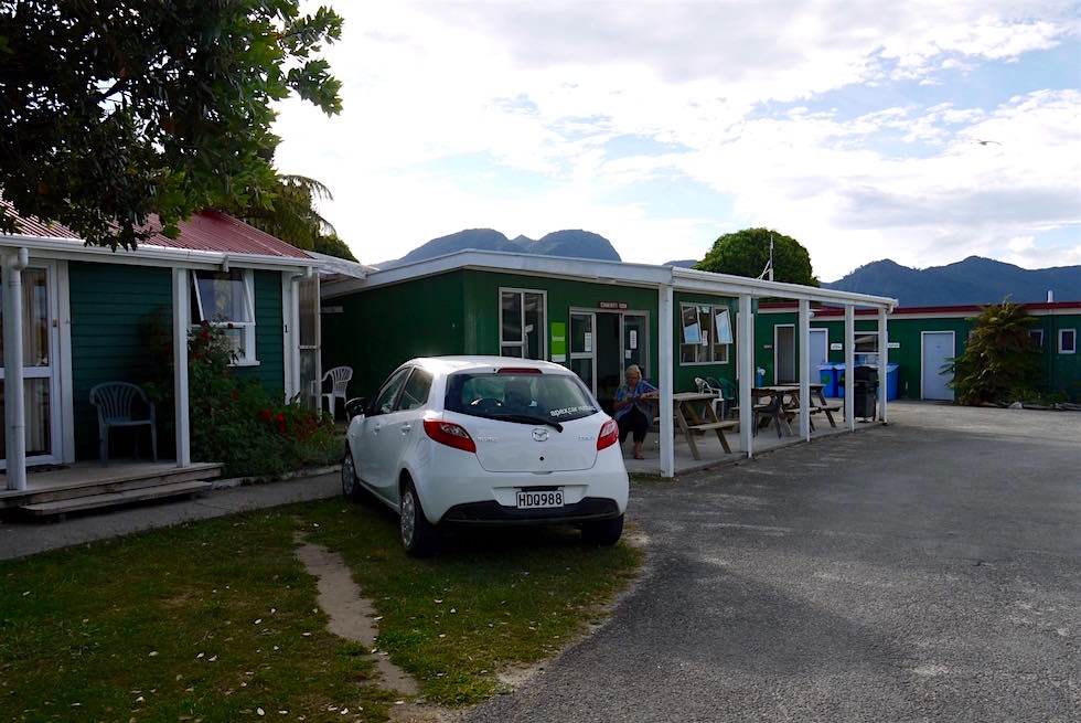 Collingwood Motor Camp - Neuseeland - Südinsel