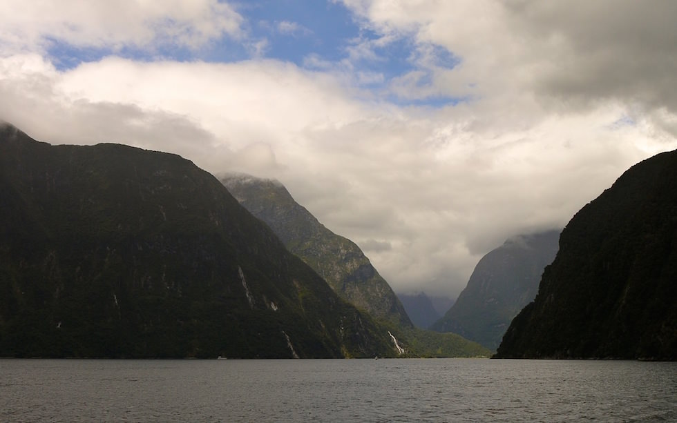 Milford Sound South Island New Zealand