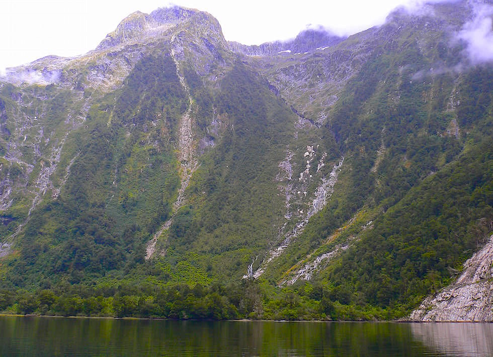 Doubtful Sound New Zealand - Kajak Tour