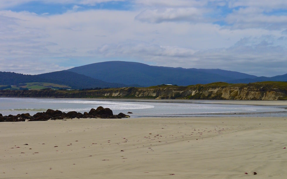 Te Waewae Bay - South Island West of Invercargill - NZ