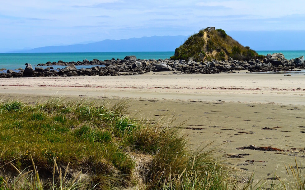 Monkey Island - South Island West of Invercargill - NZ