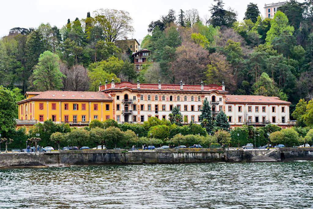 Bellagio - Altes, verlassenes Grandhotel - Comer See - Lombardei, Italien