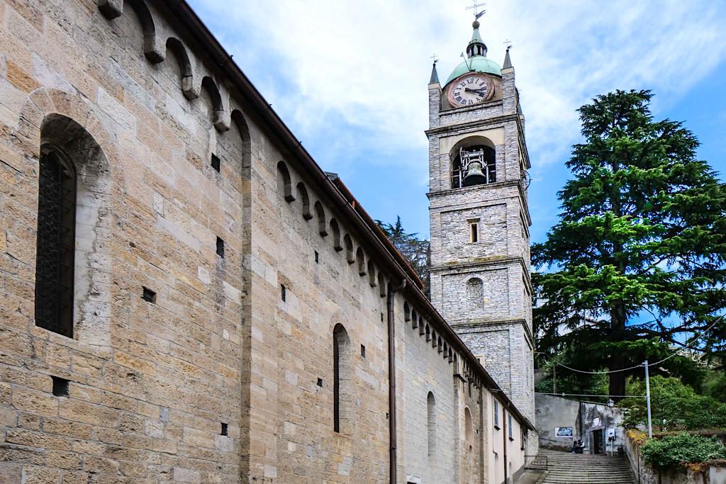 Bellano - Kirche Santi Nazaro e Celso - Comer See - Lombardei, Italien