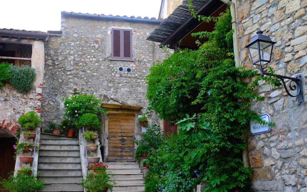 Wunderschönes Capalbio Toskana Italien