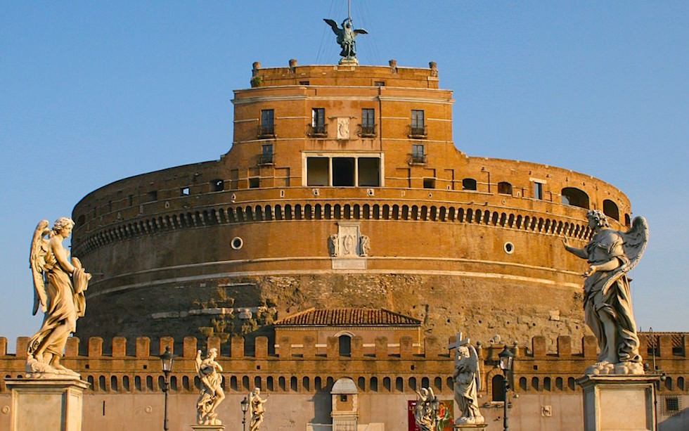Castel-Saint-Angelo-in-Rome