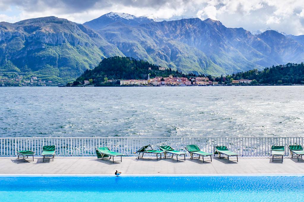 Comer See - Lago di Como: See der Superlativen: Tiefe, Größe, Schönheit - Lombardei, Italien