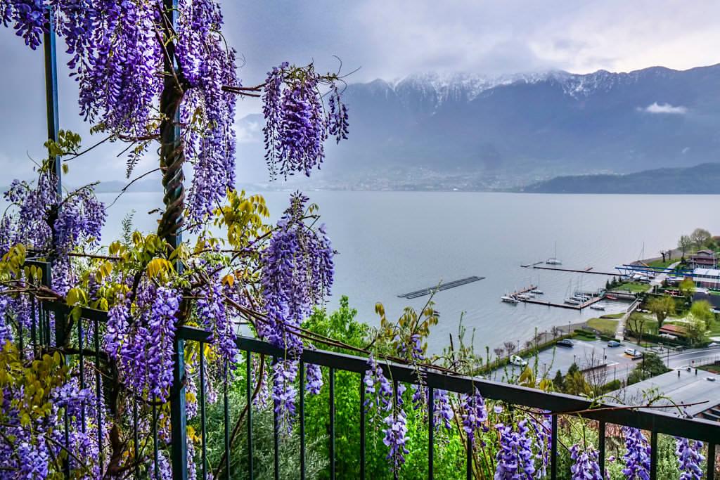 Comer See Wetter & beste Reisezeit - Comer See Urlaub - Italien