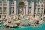 Rom – Fontana di Trevi – Einer der schönsten und berühmtesten Brunnen der Welt