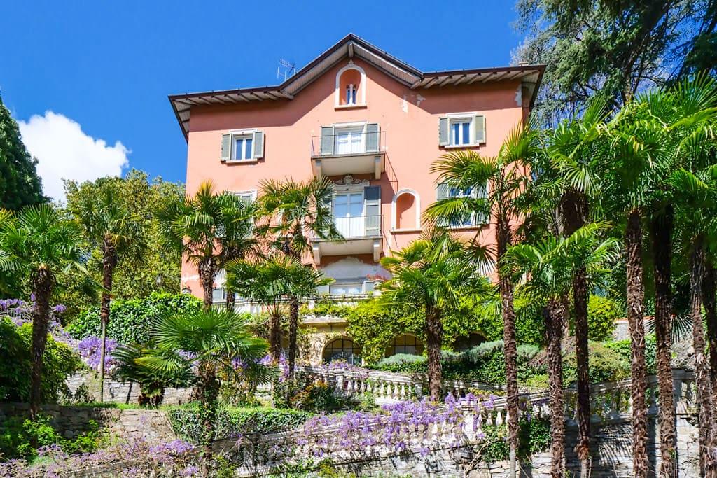 Laglio & Moltrasio - Prachtbauten und schicke Jugendstilvillen - Comer See, wo die Prominenz wohnt - Lombardei, Italien