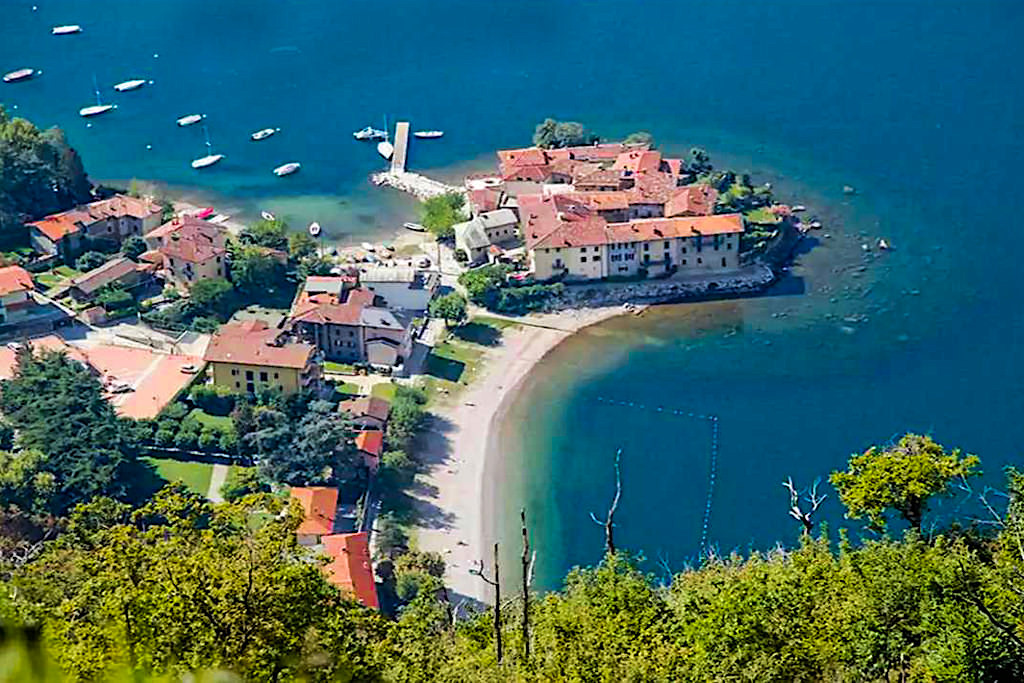 Lierna - Castello & Hafen - Comer See Geheimtipps - Lombardei, Italien