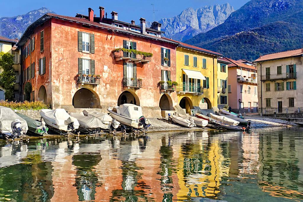 Idyllisches Mandello - Ursprünglich und untouristisch - Comer See Insider Tipps - Lombardei, Italien