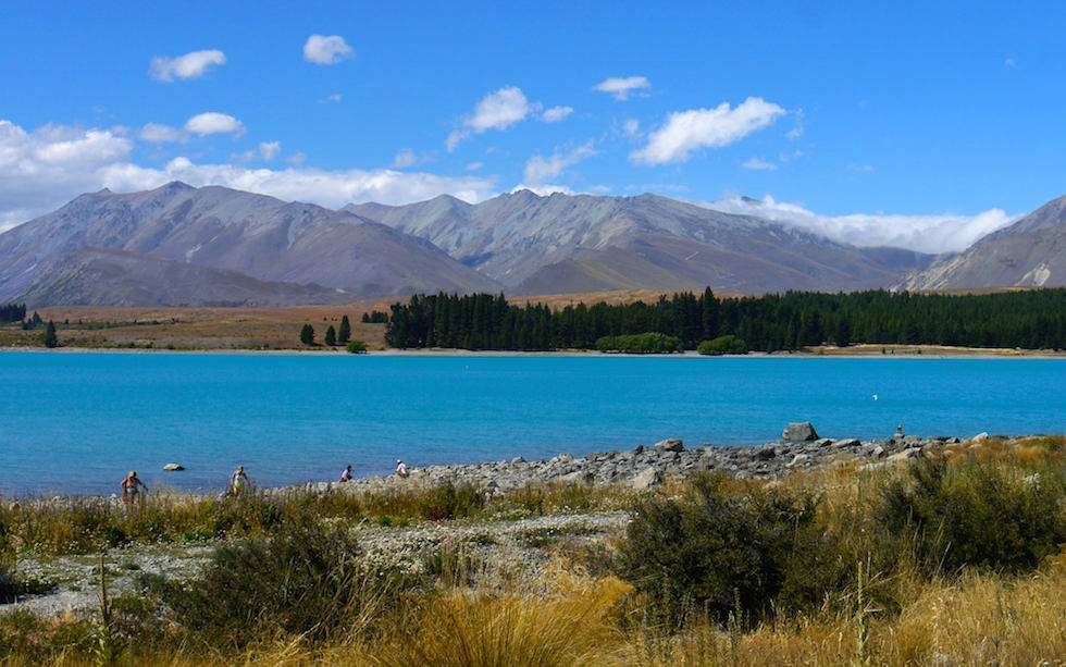 Lake Tekapo - South Island NZ
