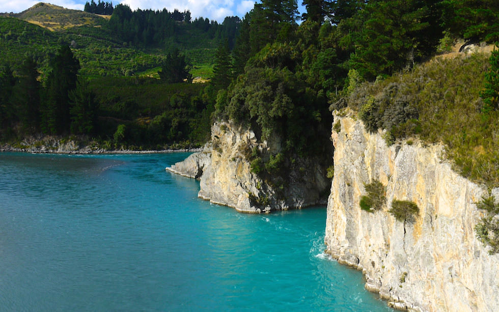Rakaia Gorge & River South Island NZ
