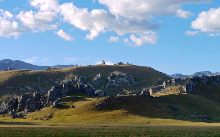 Castle Hill west of Christchurch NZ