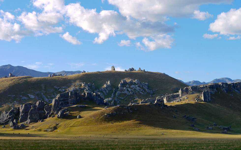 Castle Hill west of Christchurch NZ